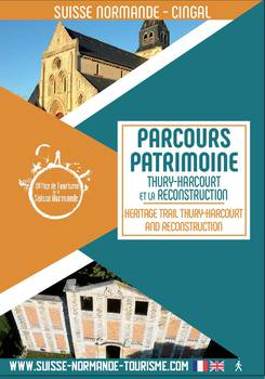 Brochures office de tourisme de la suisse normande - Office tourisme thury harcourt ...
