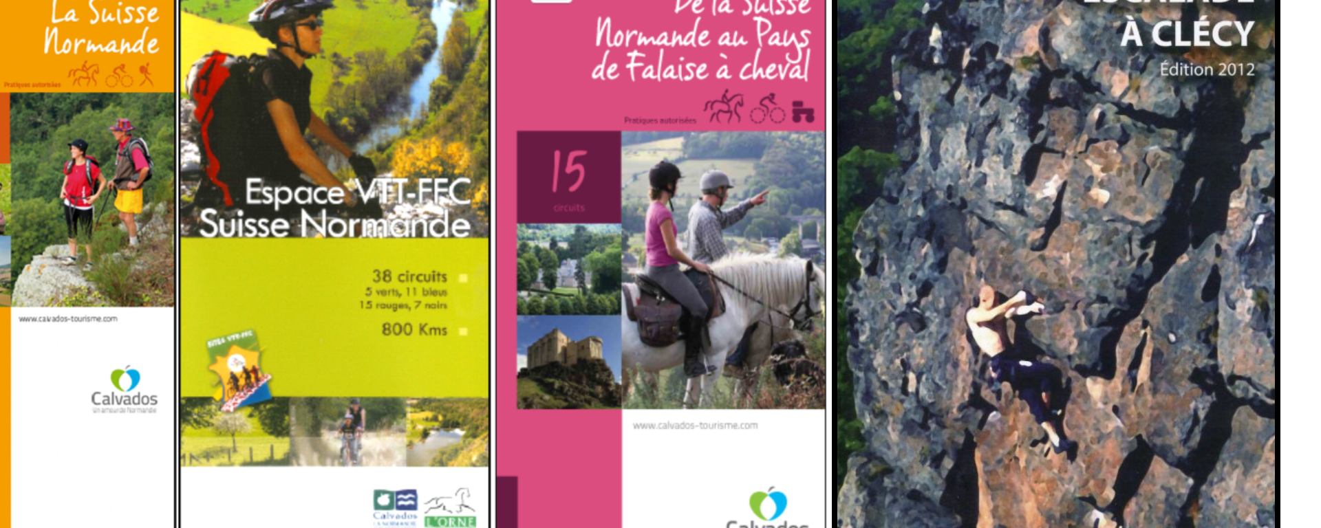 Topoguides office de tourisme de la suisse normande - Office tourisme thury harcourt ...