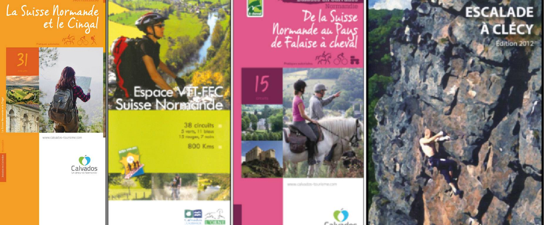 Calendrier Randonnee Pedestre Calvados.Topoguides Office De Tourisme De La Suisse Normande