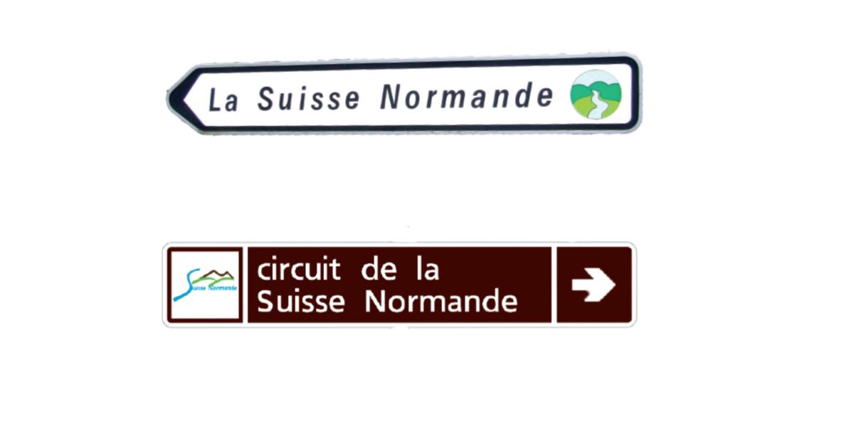 Routes touristiques office de tourisme de la suisse normande - Office de tourisme de la suisse normande ...