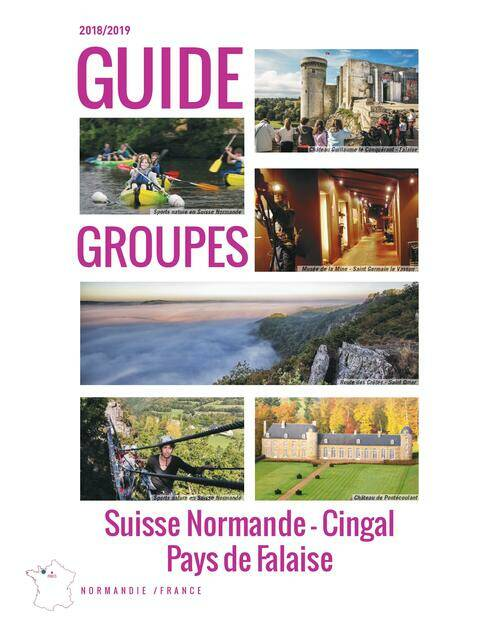 Group pages office de tourisme de la suisse normande - Office de tourisme de la suisse normande ...